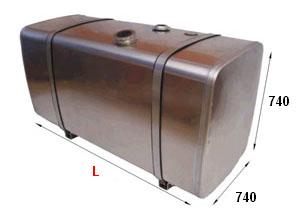 топливный бак рено премиум